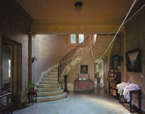 abandoned, decay, derelict, home, house, interior, interior design, mansion, staircase, stairs