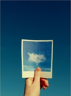 cloud, clouds, color, fotografia, photography, polaroid, sky, smart