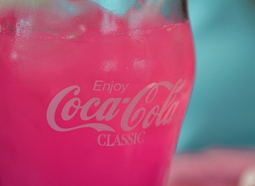 beverage, coca cola, coke, colour, drink me, junkie, melon, oggetti, omg, pink, rosa, summer, watermelon