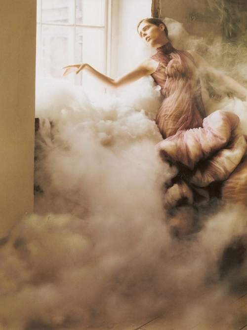 abito, alexander mcqueen, alta moda, art, billowing, clouds