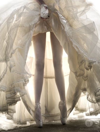 abito, ballet, ballet shoes, beautiful, bianco, billowing