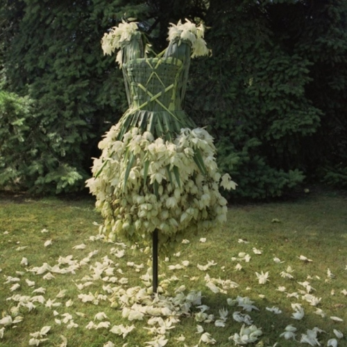 abito, dress, fashion, fashion design, fiore, flowers