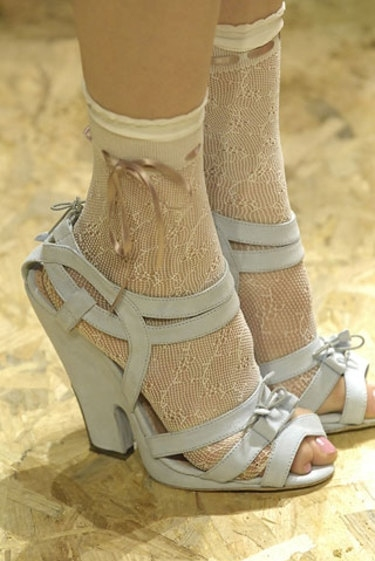 fashion, galliano, heels, john galliano, my favorite, runway, scarpe, shoes, spring