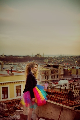 colorful, colors, fashion, girl, model, photography