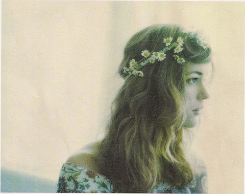crown, diy, flower, girl, hair, headband, hippie
