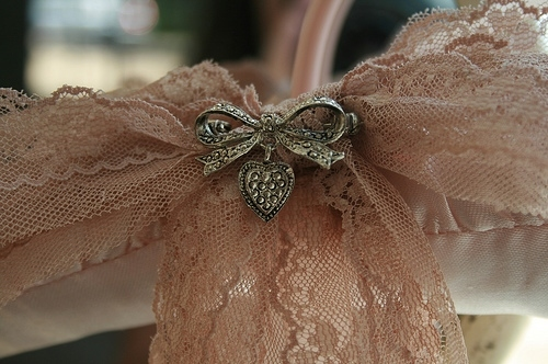 antique dress, bow, dainty, elegant, girly, heart