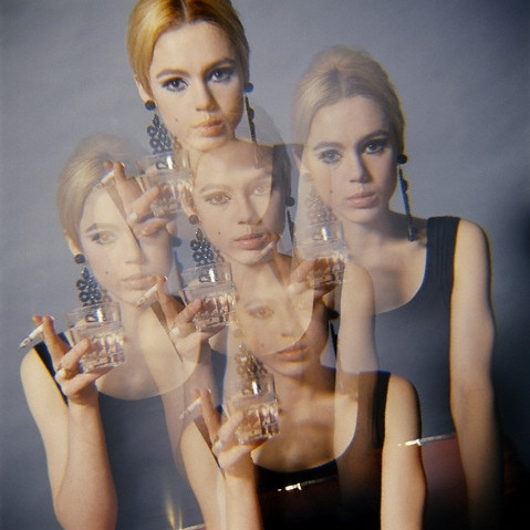 60s, andy warhol, cigarette, earrings, edie, edie sedgwick