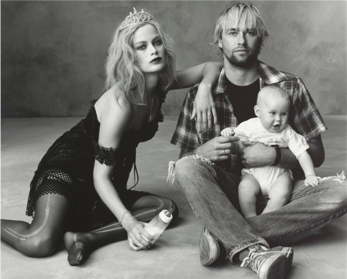 capaz, cobain, courtney love, dress up, family, fashion
