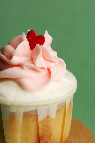 cupcake, cupcakes, dolci, food, frosting, heart