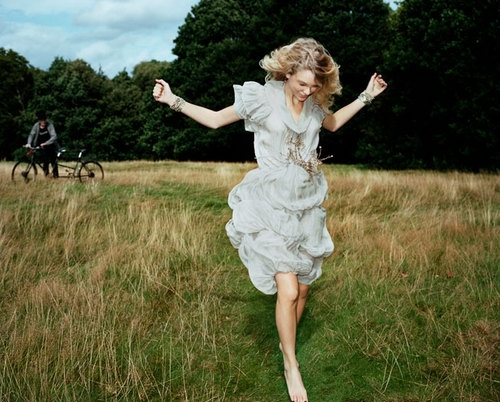 adorable, dress, girl, jump! , pretty, pure