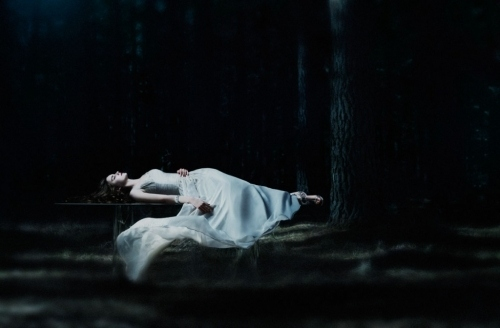fairy tale, fairytale, horizontal, juliette, lying down, magic