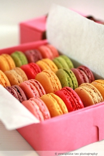 cookies, food, laduree, macarons, macaroons