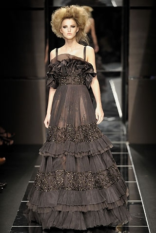 a/i 2008, abito, alta moda, elie saab, fall 2008, fashion