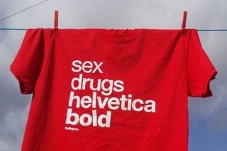 bold, drugs, helvetica, sex, shirt, tee, tshirt, typography, typotee