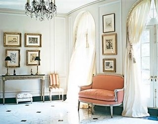 chandelier, curtains, decor, frames, interior, interior design