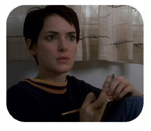 girl interrupted, movie stills, smoking, susanna kaysen, winona ryder, writing