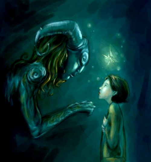 Fantasy film ofelia painting pan pans labyrinth image 12026 on - Fresh pan s labyrinth wallpaper ...