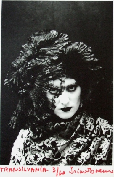 irina ionesco, art bitch, black and white, editorial, fashion, gothic