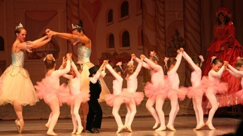 ballet, ballet dancer, dance, kids, nutcracker, performance