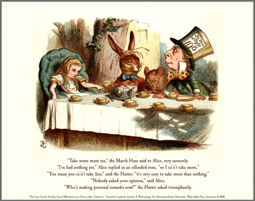 alice, alice in wonderland, children, desenho, illustration, tenniel