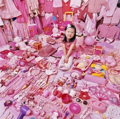 child, childhood, cute, girl, pink, spoiled, toys, toys and such