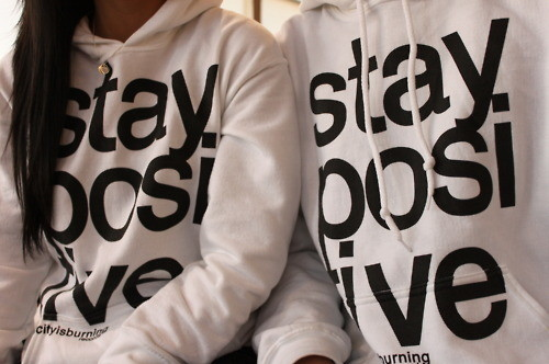 big font, boy, girl, hoodie, photo, positive