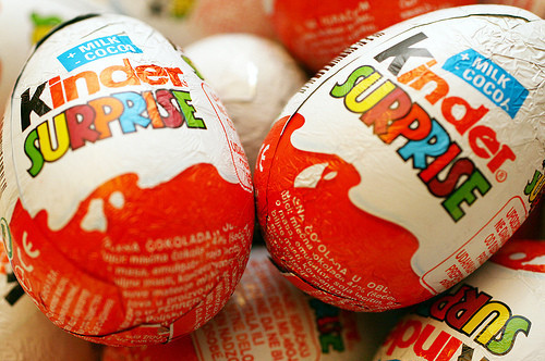 awesome, chocolate, favorite, kinder, kinder surprise