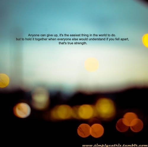 bokeh, inspiration, photography, quote, strength, words