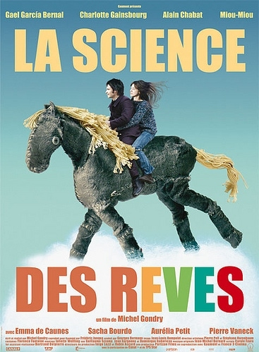 french, gael garcia bernal, movie, science des reves, science of sleep