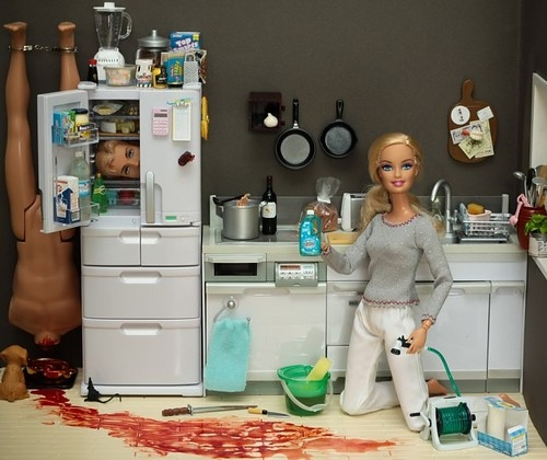 amusing, barbie, doll, ken, photo, photography, toys