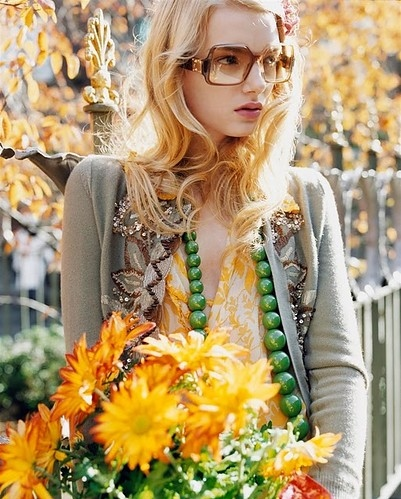 beautiful, blonde, cute, girl, glasses, hair, woman