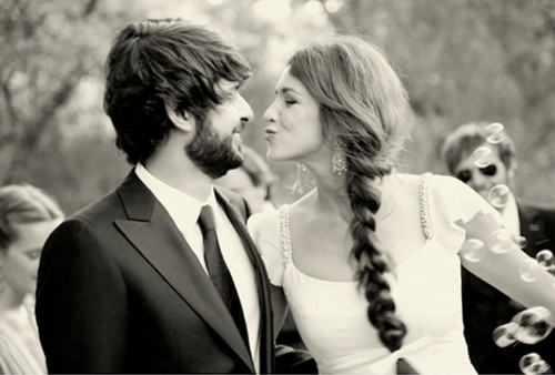 hair, inspiration, photography, sweet, thatswhatshesaid, wedding
