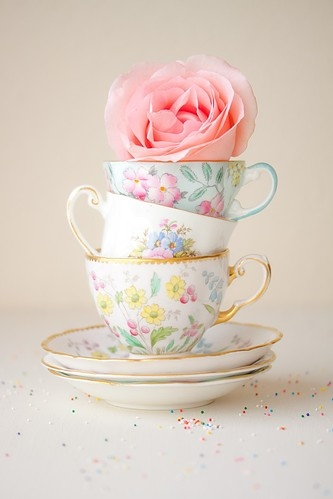 art, feminine, floral, flower, objet, other, pastel, photography, pink, romantic, rose, shabby, soft, tea cups, vintage, zee longenecker
