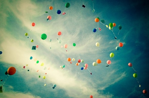 balloon, balloons, ballooons, beautiful, color, colour
