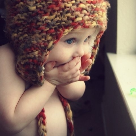 (k), adorable, authentic, babies are stupid, baby, beanie