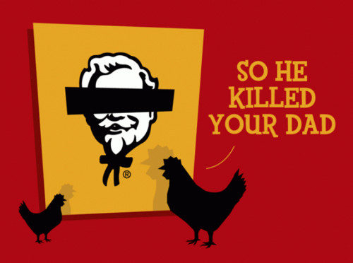 Kfc Jokes: Chicken, Design, Fun, Funny, Graphic, Haha