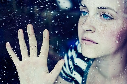 alone, beautiful, blue, blue eyes, deviantart, emotions
