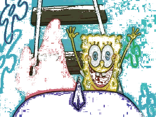 comic, drawing, funny, lol, quote, saying, spongebob, text, typography