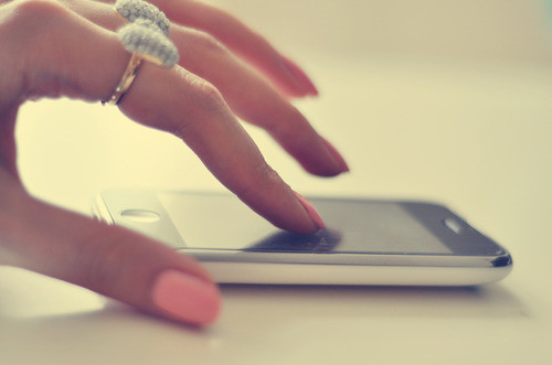 apple, beautiful, cute, fingers, girl, hands