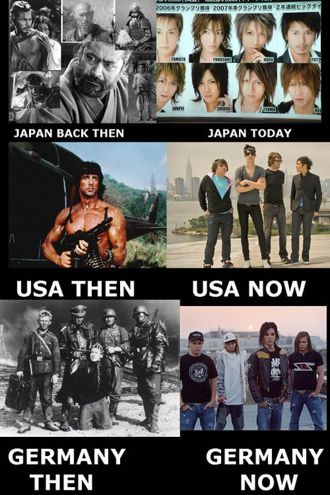 america, androgyny, back, boy, boys, bullets, countries, fml, funny, gay, gays, german, germany, guns, guy, guys, hair, hansome, japan, kkkkkkk, lol, metrostation, music, nippon, now, omg, past, raxei, sexy, slut, tokio hotel, truth, usa, visual kei
