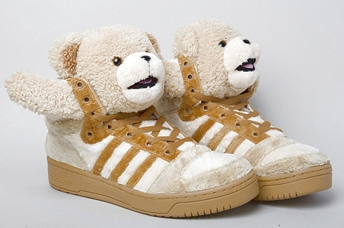 adidas, bear, cute, kawaii, pelucia, plush