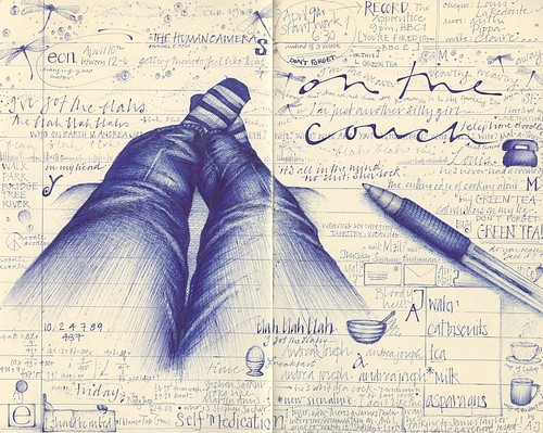 art, awesome, body, cool, couch, dessin, doodle, doodling, drawing, drawings, handlettering, illustration, ink, moleskine, paper, schrift, sketch