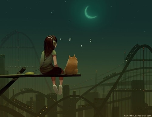 animal, art, artwork, betty, car, cat, cats, city, city skyline, cute, deviant, drawing, drawings, ethe, girl, illustration, ilustration, kitten, likeit95, lullaby, miau!, moon, music, night, painting, paiting, peace, peaceful, sky, tank
