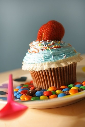 cake, candy, color, colorful, colorido, colors, cremoso, cupcake, cupcakes, cute, dessert, dulce, food, ideas, photography, postre, rainbow, sweet, yummy