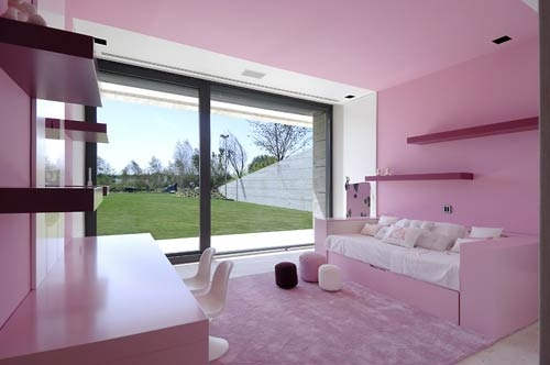 bedroom, dream bedroom, furniture, girly, interior, interior design, living room, pink, room