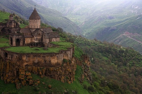 architecture, armenia, beautiful, beauty, building, castle
