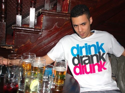 alcohol, boy, cute, drank, drink, drunk