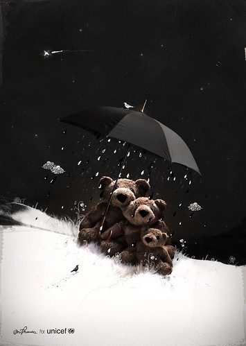 animals, bear, beards, bears, bg:dark, bg:sky