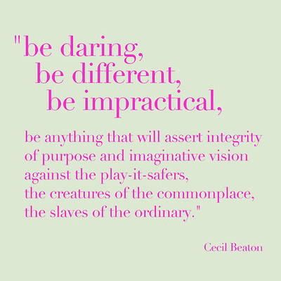 be different, bebbe, color, daring, different, impractical
