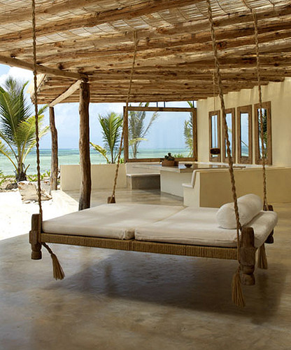 architecture, bed, bedroom, calm, chill out, cool, deco, decor, design, floating bed, hanging bed, home, house, interior, lazy, lazy day, lounge, paradise, peace, relax, relaxation, travel, tropical, vacations, wishlist